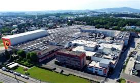 Der Banner-Standort Leonding zählt zu den modernsten Batteriewerken Europas.
