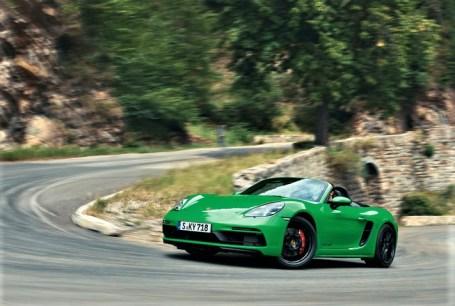 Porsche 718 Boxster GTS 4.0. Foto: Auto-Medienportal.Net/Porsche