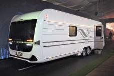 Größter Caravan im KTG-Angebot ist der Doppelachser Tabbert Cellini.