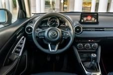 Beim Interieur bringt Mazda ein hohes Qualitätsniveau in die Kleinwagenklasse. © Mazda