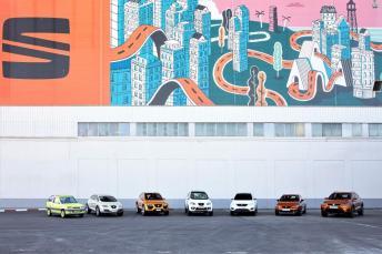 Studien und Modelle, die die heutigen SUVs von SEAT inspiriert haben. © SEAT