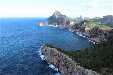 Das Cap Formentor gehört zu den beliebtesten Zielen der Besucher auf der Beleareninsel. © Kurt Sohnemann