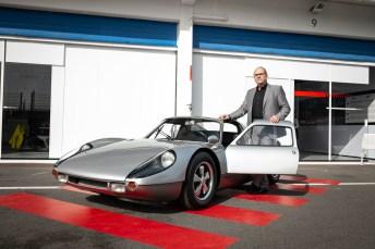 Der Urvater aller GTS-Modelle war der 904 Carrera GTS (Baujahr 1963). Schon damals musste er langstreckentauglich sein. mid-Autor Rudolf Bögel war auch mit ihm auf der Rennstrecke unterwegs. © Porsche