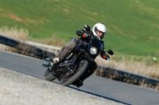 Die Low Rider S kann auch Kurven. © Harley-Davidson