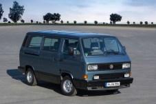 T3: der Bulli der 1980er Jahre. © Volkswagen