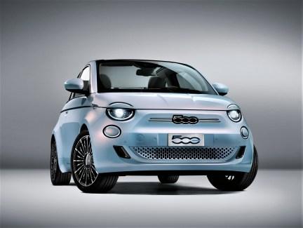 Fiat 500 La Prima. Foto: Auto-Medienportal.Net/FCA