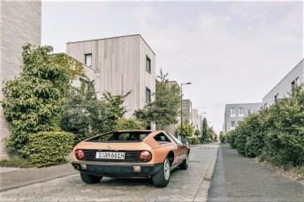 Mercedes-Benz C 111-II (1970). Foto: Auto-Medienportal.Net/Daimler