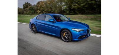 Die Einstiegsvariante der Alfa Romeo Giulia hat zwei Triebwerke zur Auswahl: einen 2,0-Liter-Benzinmotor mit 147 kW (200 PS) und den Turbodiesel 2.2 mit 140 kW (190 PS). © FCA