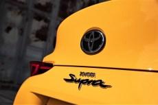 Toyota GR Supra 2.0. Foto: Auto-Medienportal.Net/Toyota