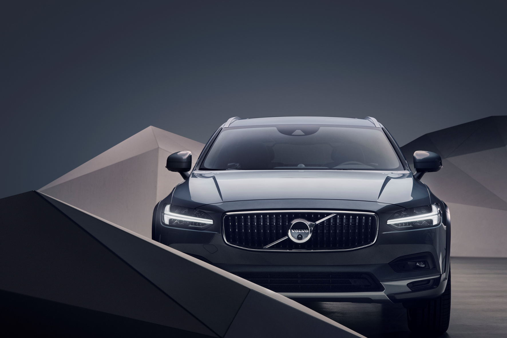 2020 Volvo S90 Engine