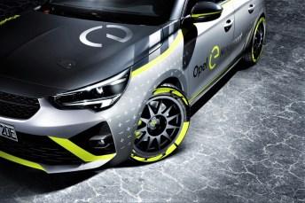 Opel Corsa-e Rally Concept. Foto: Auto-Medienportal.Net/Opel