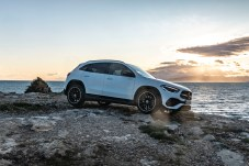 Klettertauglich und kein reiner Poser ist der neue GLA genauso wie alle anderen Mercedes-SUV. © Daimler