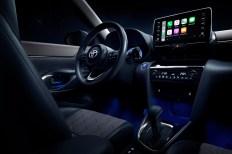 Solide: Das Cockpit besitzt die für Toyota übliche Schlichtheit.© Toyota