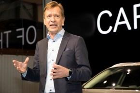 Hakan Samuelsson, Präsident und CEO von Volvo Cars. © Volvo