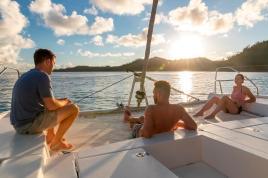 "Segeln in der Windy Bay. © ""Tourism and Events Queensland"" (TEQ)"
