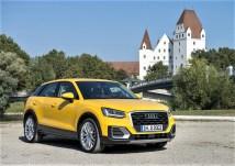 Audi Q2. Foto: Auto-Medienportal.Net/Audi