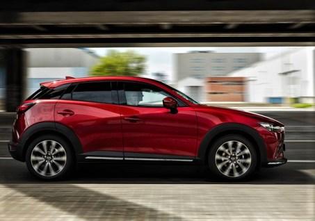 Mazda CX-3. Foto: Auto-Medienportal.Net/Mazda