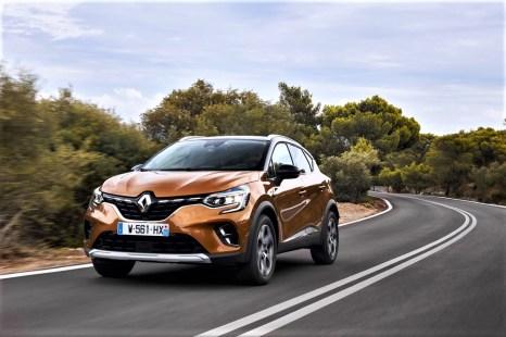 Renault Captur. Foto: Auto-Medienportal.Net/Renault