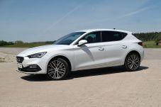 Keine Frage: Unter den Kompakten aus dem VW-Konzern gewinnt der Seat Leon den Schönheitspreis. © Rudolf Huber / mid