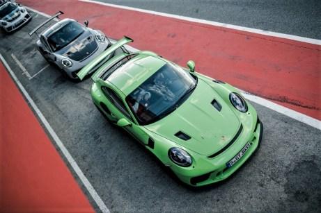 """""""Porsche Open Pitlane"""": Auch Besitzer eines 911 GT3 RS können an dem Trackday-Angebot von Porsche teilnehmen. Foto: Auto-Medienportal.Net/Porsche"""