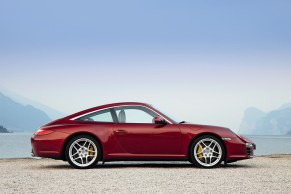 Porsche 911 Targa 4S (2009). Foto: Auto-Medienportal.Net/Porsche