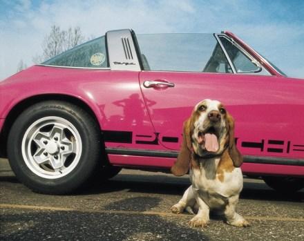 Porsche 911 S 2,7 Targa (1976). Foto: Auto-Medienportal.Net/Porsche