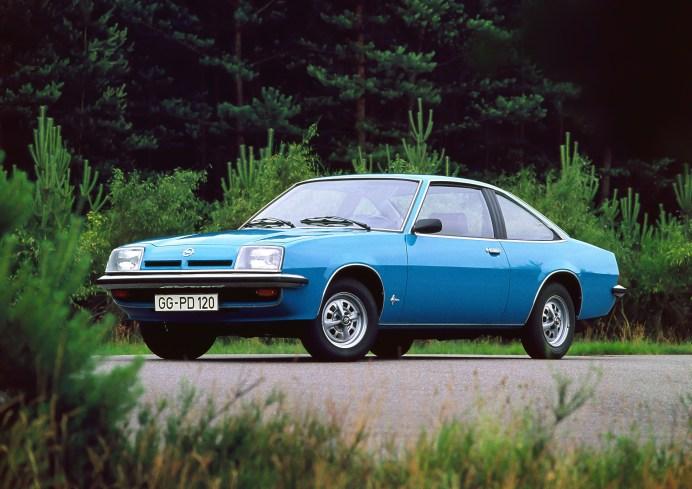 Opel Manta B © Opel