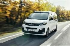 Der Opel Zafira Life bietet beste Voraussetzungen für Urlaubsfahrten mit der ganzen Familie. Das sehen auch die Spezialisten von Crosscamp so und haben den Zafira Life in ein Reisemobil verwandelt. © Opel