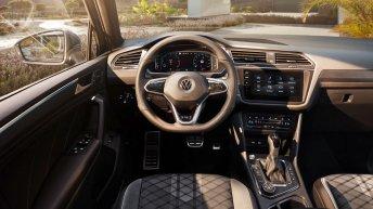 Der neue Volkswagen Tiguan R-Line © Volkswagen