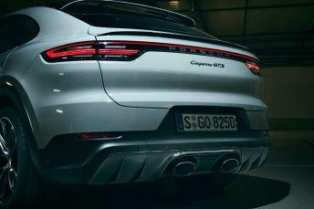Das GTS-Coupe ist auch mit mittig platzierter Auspuffanlage zu haben. © Porsche
