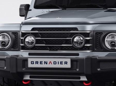 Ineos Grenadier. Foto: Auto-Medienportal.Net/IneosAutomotive