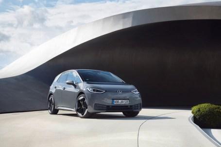 Der neue Volkswagen ID.3 © Volkswagen