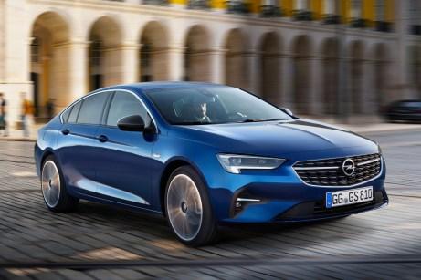 Eleganter Auftritt: der Opel Insignia als Limousine namens Grand Sport. © Opel