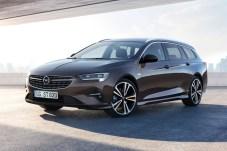 Insignia mit Frachtabteil: Die Kombi-Version hört auf den schönen Namen Sports Tourer. © Opel