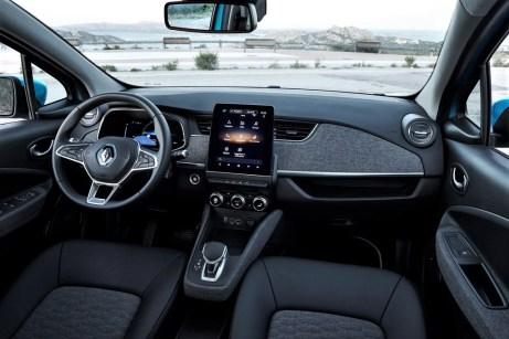 Renault Zoe. Foto: Auto-Medienportal.Net/Renault