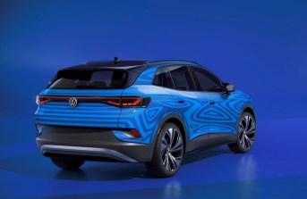 Das erste reine Elektro-SUV der Marke Volkswagen. Der ID.4 © Volkswagen