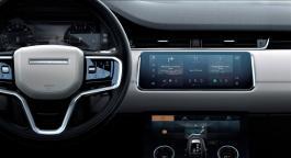 Einzug im Range Rover Evoque halten weiterhin diverse neue Technologien, wie das hochentwickelte Infotainment-System Pivi oder ein neues Filtersystem für die Innenraumluft. © Range Rover