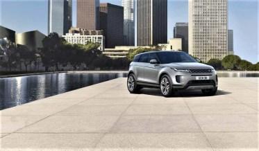 Der Range Rover Evoque der Generation 2021 ist ab sofort bestellbar und ab Anfang 2021 lieferbar. © Range Rover