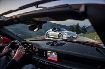 Porsche 911 Targa. Foto: Auto-Medienportal.Net/Porsche, (Photo by Hoch Zwei),