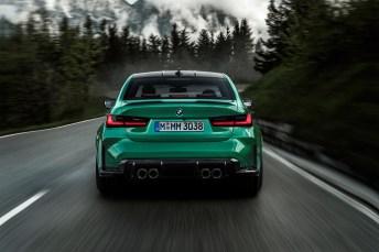 BMW M3 Competition Limousine. Foto: Auto-Medienportal.Net/BMW