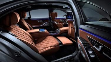Mercedes-Benz S-Klasse. Foto: Auto-Medienportal.Net/Daimler