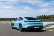 Porsche Taycan 4S. Foto: Auto-Medienportal.Net/Porsche