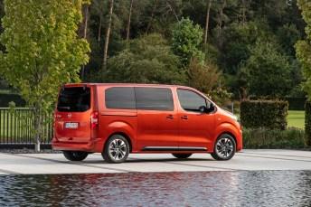Klare Kastenform: Schon das reduzierte Design verspricht Lademeister-Qualitäten. © Opel