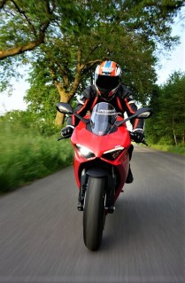 Ducati Panigale V2. Foto: Auto-Medienportal.Net/Ducati