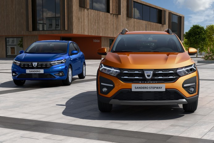 Der Dacia Sandero: Die dritte Generation kommt im Januar 2021 mit einigen Neuerungen und nach wie vor beeindruckend niedrigen Preisen.© Dacia