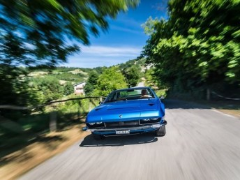 Der Lamborghini Jarama GT. FFoto: Lamborghini