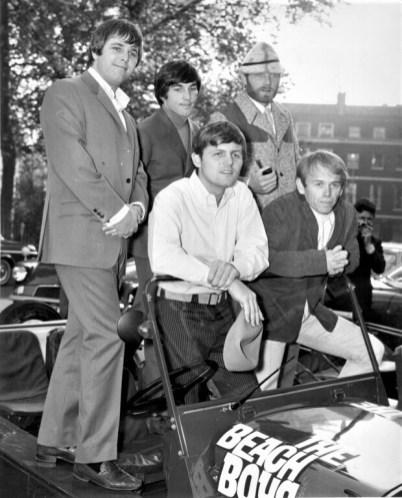 Die Beach Boys im Moke. Foto: Auto-Medienportal.Net/BMW