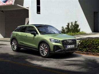 Audi SQ2. Foto: Auto-Medienportal.Net/Audi