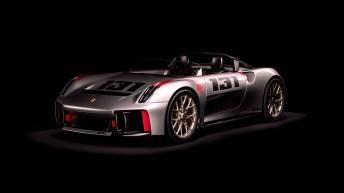 Porsche Vision Spyder Foto: Porsche AG