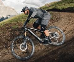Ein Downhill-orientiertes Fahrvergnügen der Extraklasse soll das Erzberg BR bieten. © M1 Sporttechnik